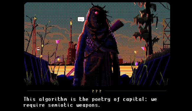 Adventure game Norco is a pixel art lover's dream