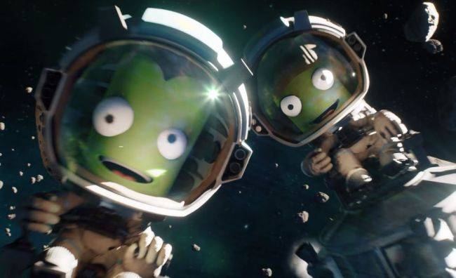 Kerbal Space Program 2 moves to a new studio
