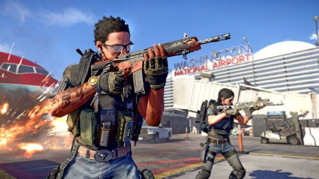 The Division 2 returns to Kenly College, still on sale for $3