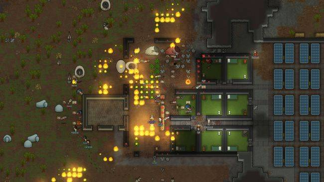 RimWorld gets surprise Royalty DLC along with the 1.1 update