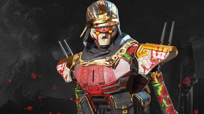Apex Legends players can turn Revenant into a rose with Twitch Prime this month