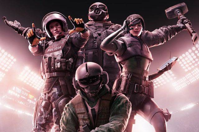 Ubisoft says it's 'making efforts' on a colorblind mode for Rainbow Six Siege