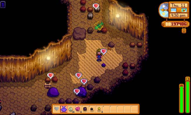 This Stardew Valley mod swaps combat for cuddles