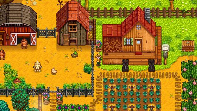 Stardew Valley is getting another free content update