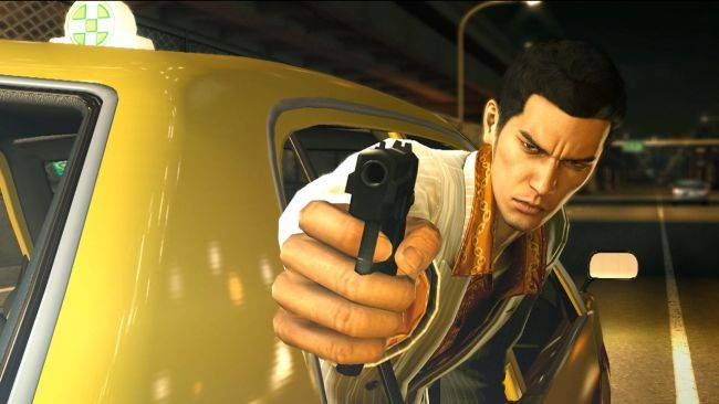 Yakuza 0 is among four new games on Xbox Game Pass for PC