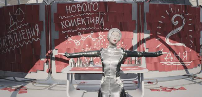 Atomic Heart's first new trailer in a year is 100% absolute Soviet-themed bonkers