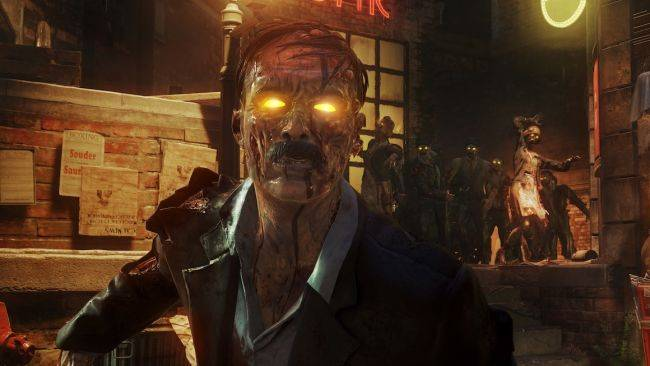 Call of Duty zombies mode director Jason Blundell leaves Treyarch