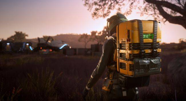 Here's how Star Citizen is planning to implement survival mechanics
