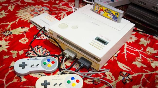 How much would you pay for the fabled Nintendo PlayStation prototype?