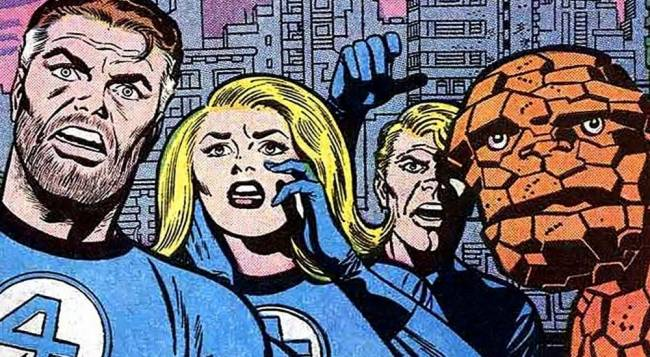 The Fantastic Four Are On Their Way To Marvel Ultimate Alliance 3