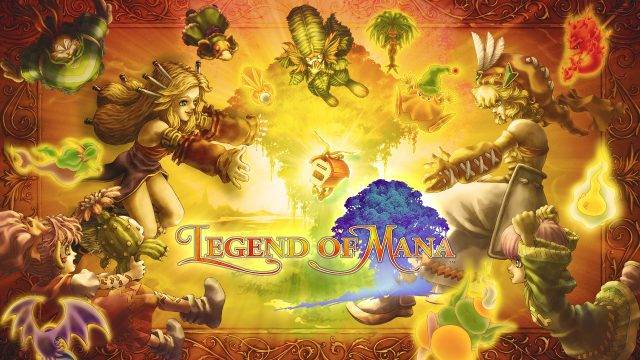 Legend of Mana Remastered and Coming to Switch