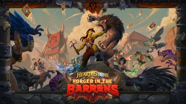 Find Mankrik's Wife In Hearthstone's Forged In The Barrens Expansion
