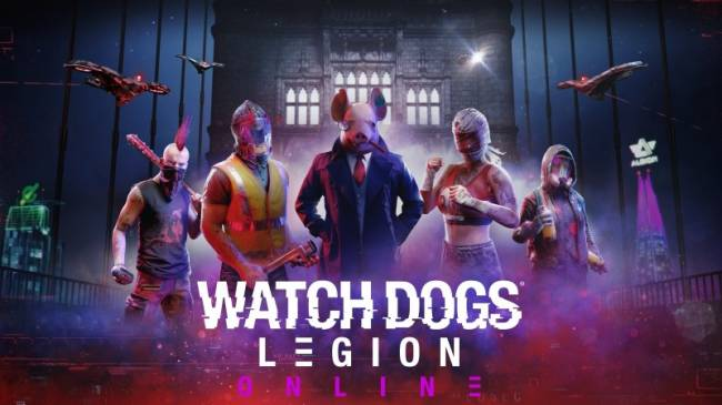 Squading Up In Watch Dogs: Legion Online