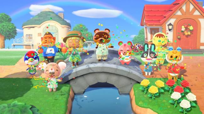 Animal Crossing: New Horizons is starting to edge out Mario Kart 8 Deluxe as the best-selling Switch game of all time
