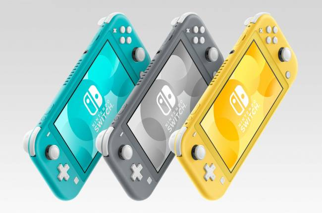 The Switch Lite has nearly outsold the Wii U on its own
