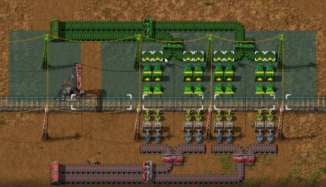 Factorio 1.1 allows beautiful blueprint flipping, other quality of life changes
