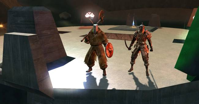 Here's Halo deathmatch and CTF maps in Dark Souls, for up to 18 players