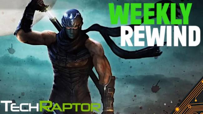 Weekly Rewind | Latest Gaming News | Episode 13 - Blizzcon 2021, Ninja Gainden and Star Wars news and more!