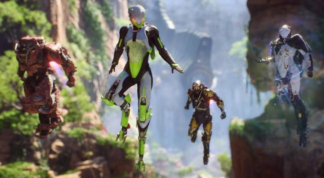 Anthem NEXT is Not Happening