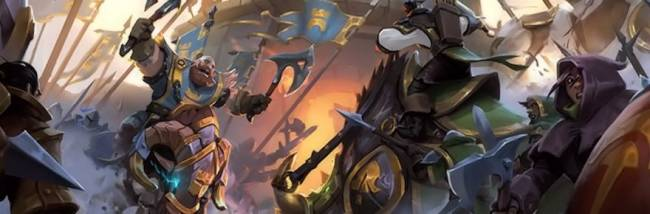 Albion Online launches the Call to Arms update on March 17