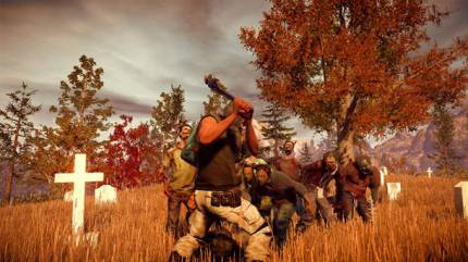 Undead Labs Spills New State Of Decay Details, Release Date