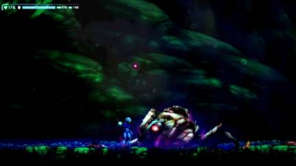 Ghost Song Trailer Scares Up Metroid Style Gameplay