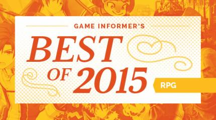 2015 RPG Of The Year Awards