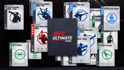 EA Explains How Ultimate Team Works For One-On-One UFC Fights