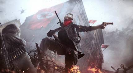 Homefront: The Revolution's Release Date May Have Been Leaked