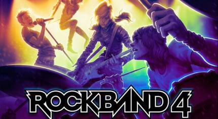 PS4 Rock Band 4 Players Now Able to Export Rock Band 1 Tracks