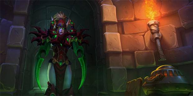 Valeera slashes her way into Heroes of the Storm