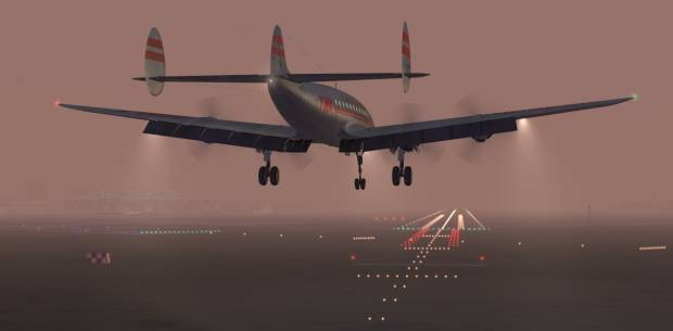 The Flare Path: Propliner Perfection