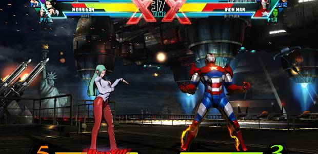 Ultimate Marvel vs. Capcom 3 swings to PC on March 7