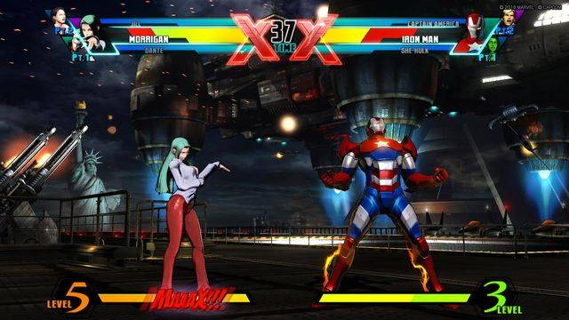 Ultimate Marvel vs. Capcom 3 coming to PC, Xbox One March 7