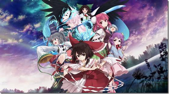 Learn More About Touhou Genso Wanderer's Partner Characters In New Trailer