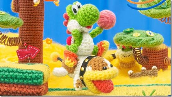 Poochy & Yoshi's Woolly World Takes A Look Back At The History Of Poochy