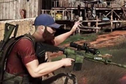 20 minutes of Ghost Recon Wildlands single-player footage