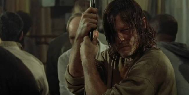 The Walking Dead's Daryl Dixon Actor On His Character In S7 --
