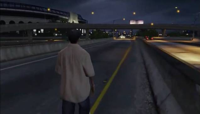 Twitch Stream Follows Five GTA V NPCs Wherever They Go, No Matter What They Do