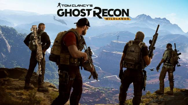 Tom Clancy's Ghost Recon Wildlands Gets 20 Minutes of Single Player Gameplay