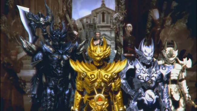 Square Enix Drums Up Final Fantasy XIV X Garo Crossover With Brand New TV Commercial
