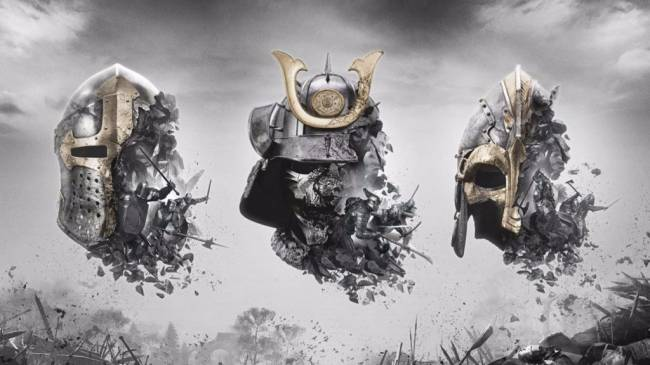 For Honor Gets a Metric Ton of PS4 Gameplay Showing Brutal Melee Combat