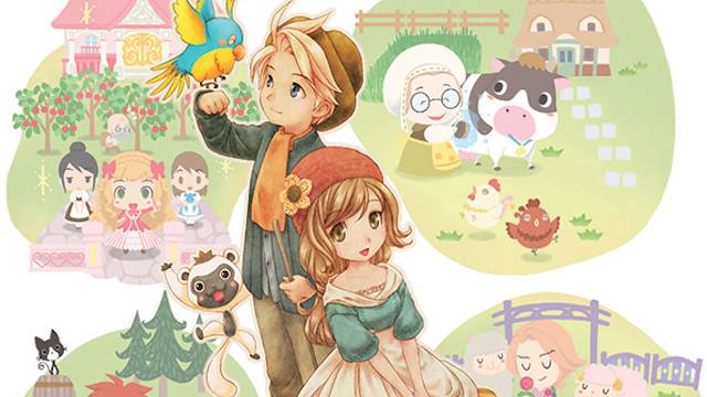 3DS Exclusive Story of Seasons: Trio of Towns Gets Western Release Date and Super Mario Costumes