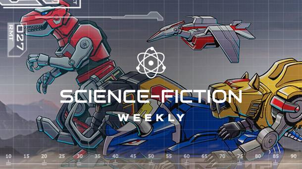 Science-Fiction Weekly – Rogue One Changes, Darth Vader, Power Rangers: Mega Battle