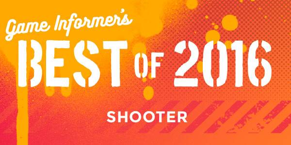 The 2016 Shooter Of The Year Awards
