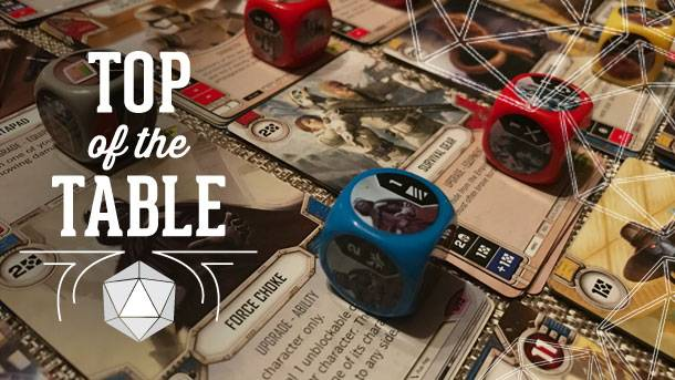 Top Of The Table – Star Wars: Destiny