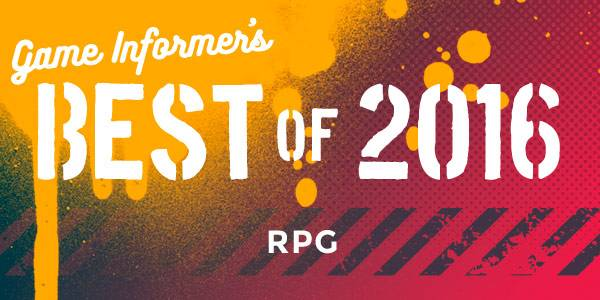 The 2016 RPG Of The Year Awards