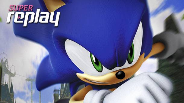 Super Replay – The Worst Sonic The Hedgehog Ever