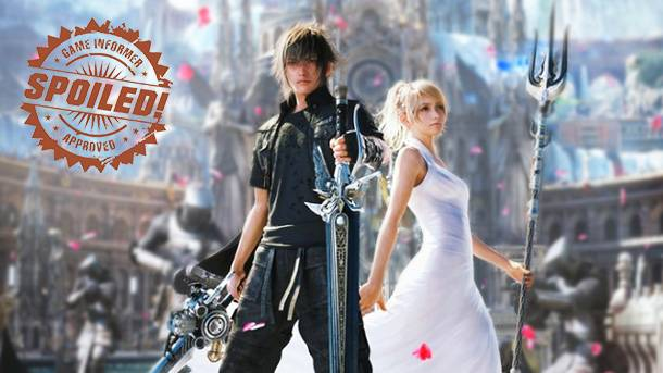 A Spoiler-Filled Discussion Of Final Fantasy XV's Finale