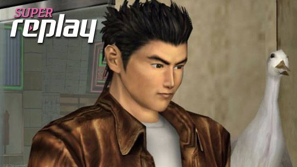 Never Played Shenmue II? Watch Us Play The First 12 Hours
